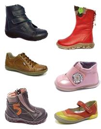детская кожаная обувь для девочек и мальчиков