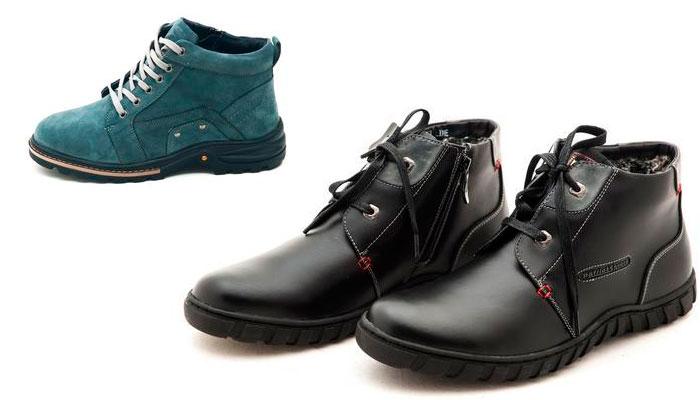 Самая дешевая мужская обувь на весну c7541de24d2