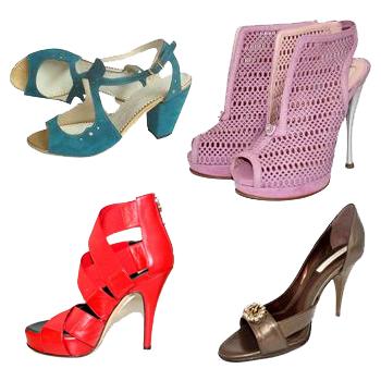Модные босоножки весна-лето 2 15 - Моя Мода