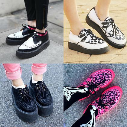 фото криперсы обувь