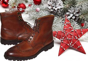 картинки с обувью к новому году наборов
