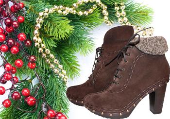 картинки с обувью к новому году друга
