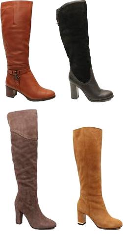 Модные женские сапоги осень-зима 2 11-2 12 - По-женски