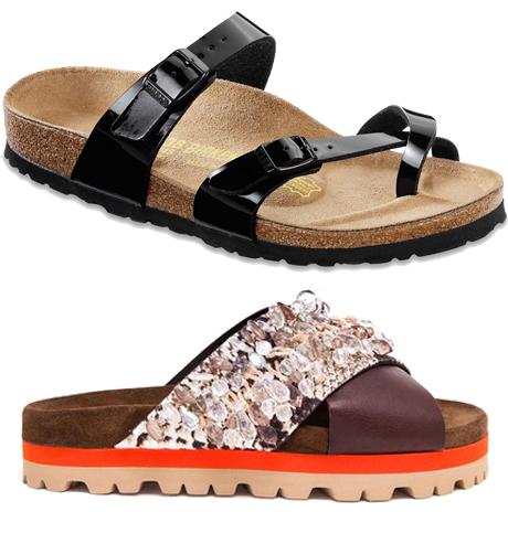 39aa12c9a ... шлепанцы биркенштоки модная женская обувь лето 2014
