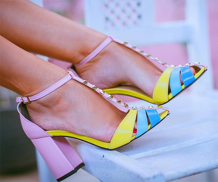 цитаты и модной обуви с фото