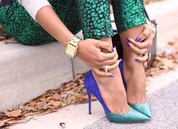 Туфли-лодочки в женском гардеробе a86295cd7fbd3